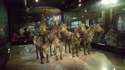 兵馬俑と莫高窟、シルクロードの遺跡に感動の旅:その3-西安(再び)~帰国