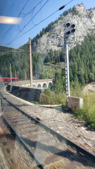 グラーツ~ウィーン 一人旅 その1~センメリング鉄道とZotterチョコレート工場