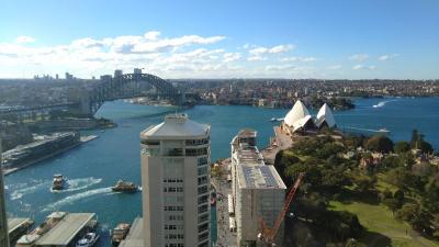 2019年夏休み・子連れで初の南半球・オーストラリア(メルボルン&シドニー)♪~VOL.5 クラブラウンジ満喫&水族館&オペラハウスツアー~