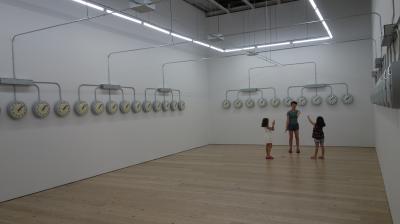 NYCを歩く。(6.4) Whitney Museum で現代アメリカ芸術を見る。とっても楽しい美術館です。