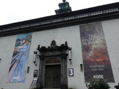 2019夏の北欧その8~ベルゲン後半・KODE美術館や旧市街を気ままに歩くベルゲン