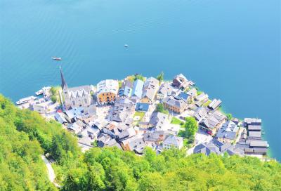 夏旅2019③3日目のハルシュタット.*世界一美しい湖畔の町.バインハウスでたくさんの髑髏を見た~.☆*