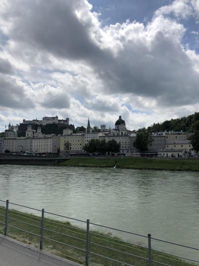 オーストリア&ハンガリー旅行【6日目】**ザルツブルク編**