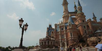 母娘二人旅 二度目の上海 今回のメインはニーハオミッキー   上海ディズニーランド編 ①
