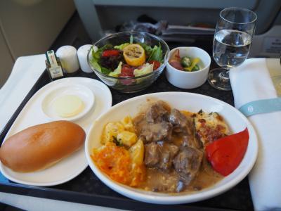 3泊4日台北の旅 2019~4日目~信陽永和豆漿、桃園空港でさらに食べる、ビジネスクラスで帰国