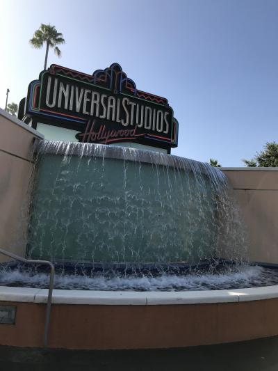 家族4人で行くアメリカ旅行8日目ユニバーサルスタジオハリウッド