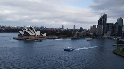 【弾丸】週末観光のシドニー