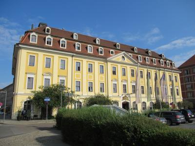 ドイツ周遊の旅⑦ 4~5日目:ドレスデン「ラディソンサス ケヴァントハウス」に2連泊