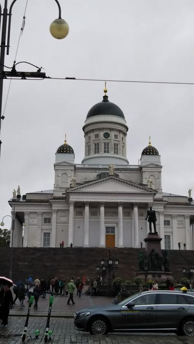 2019年9月母と娘の北欧旅行     ヘルシンキのバスとトラムとかWi-Fiとか天候と服装とか免税