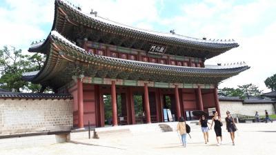 会社先輩との2年連続のぶらりソウル旅
