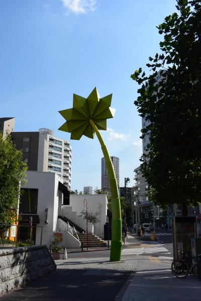 夏の東京をぶらぶら 9月 後半