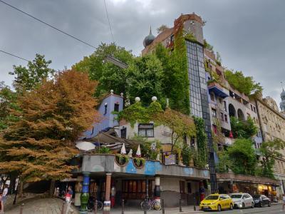 グラーツ~ウィーン 一人旅 その3~ウィーンのマイナー所 建築メイン