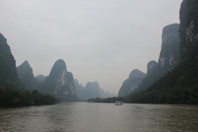 山水画の風景が広がる桂林を訪ねて