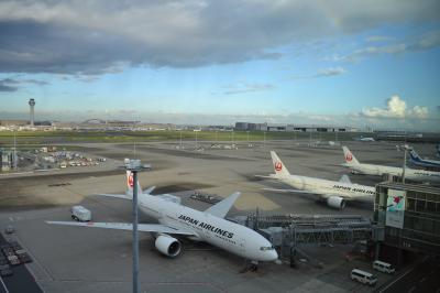 【ワンワールドで行くラウンジの鬼!東南アジア周遊旅行】(0)準備と出発、JL035便ビジネスクラス搭乗記