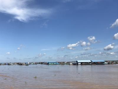 2019年夏 ビジネスクラス利用で初カンボジア(4)