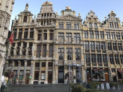 ベネルクス三国の旅(1)ベルギー ブリュッセル