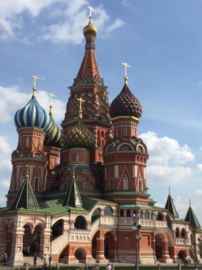 ロシアでおいしい(ウォッカじゃなく)ビールを飲みたい旅‐モスクワ