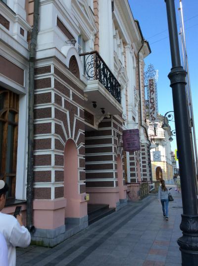 一番近いヨーロッパ!ゆるゆるウラジオストク街歩き・食べ歩き③ ベルサイユホテル