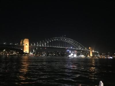 2019年9月 夏休みでウルル母娘旅 其の五 帰国のためのシドニーちょこっと観光と帰国