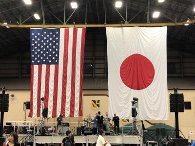 横田基地友好祭2019。2日間アメリカ満喫!