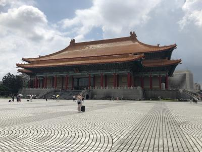 転職後の初有給!はじめての台湾 女一人旅③台北観光最終日