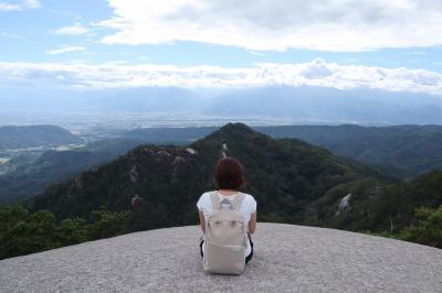 【昇仙峡】マイナスイオンたっぷり!日帰りハイキング旅
