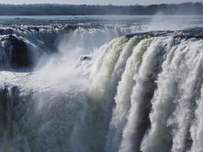 南米女一人旅、地球の裏側は遠かった~アルゼンチン側イグアスの滝~