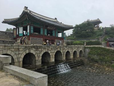 ぶらり韓国・水原(スウォン)旅行