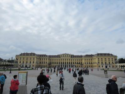 ドイツ・オーストリア旅行2019 1日目:ウィーン観光