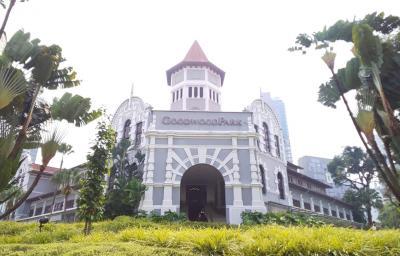 5つ星ホテルをはしごするシンガポール3泊5日 その1(1日目)