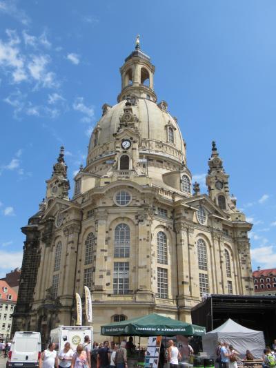 ドイツ周遊の旅⑨ 5日目:宮廷都市「ドレスデン」