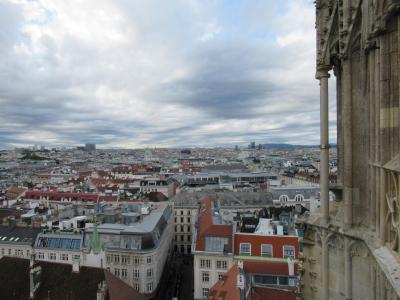 ドイツ・オーストリア旅行2019 2日目:ウィーン観光その2