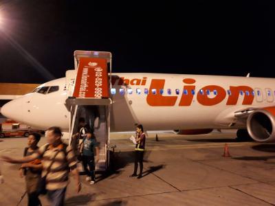 夏休みはA380に乗ってジョージアへ☆1日目は日本→バンコク