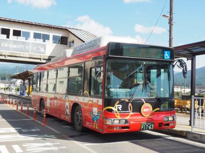 2019.09 東北へ、三陸へ(7)今度は4年ぶりに大船度線BRTに乗車しよう!