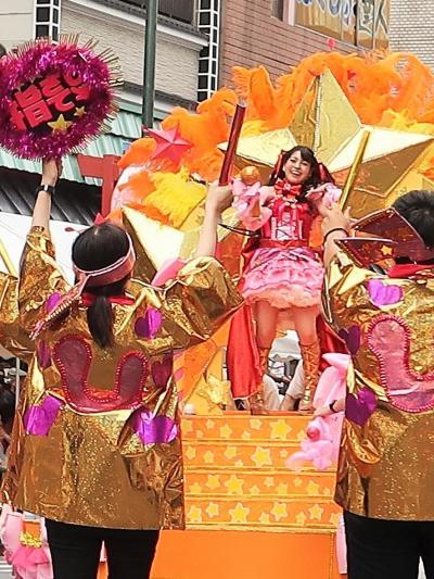 浅草Samba 26  G.R.E.S. ウニアン/ドス/アマドーリス a ☆テーマ:変身/関東の大学生が主体