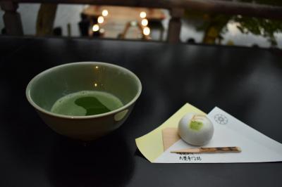 京阪神3泊4日一人旅(1/3)~観月の夕べ~