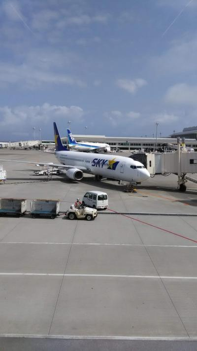 平成最後の沖縄離島旅行 6日目 沖縄からの帰路
