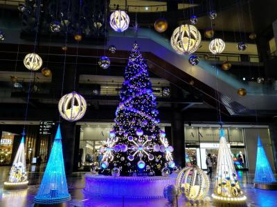 インターコンチネンタルホテル大阪【2019X'masステイ/X'masマーケット/グランフロント大阪】