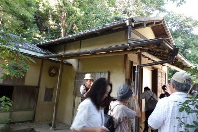 旧村上邸-茶室