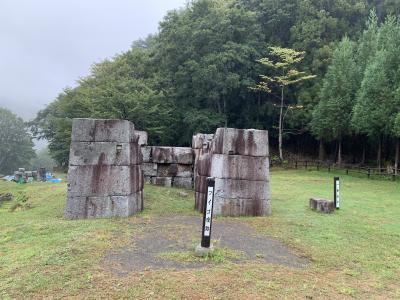 201909-03_世界遺産!橋野鉄鉱山と遠野のカッパ淵!Sightseeing in Iwate <IWATE>