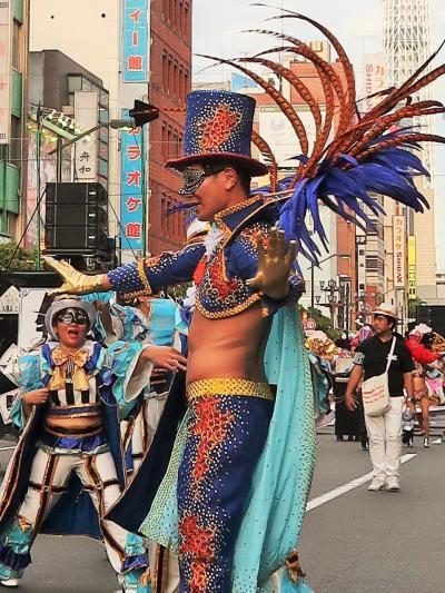 浅草Samba 29 G.R.E.S. リベルダージ a  ☆テーマ:泥棒=/怪盗団vs警察+X?