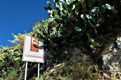 魅惑のシチリア×プーリア♪ Vol.520 ☆Castelmola:イタリア美しき村「カステルモーラ」へ♪