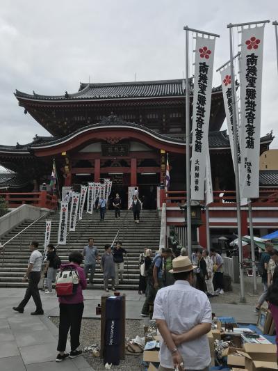名古屋市内巡り 大須商店街