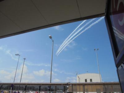 令和元年小松基地航空祭 その2 航空プラザ&ブルーインパルス展示飛行