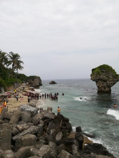 地歩にあんまり載ってない台湾旅行005:沖縄には行ったことないけど、台湾の小琉球-02