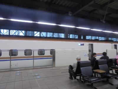 令和元年 小松基地航空祭 その4 小松駅ー金沢駅ー大宮駅 はくたか572 乗車