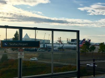 ロス•シアトル•ポートランド⑩シアトル5日目 シアトルで帰国難民になる