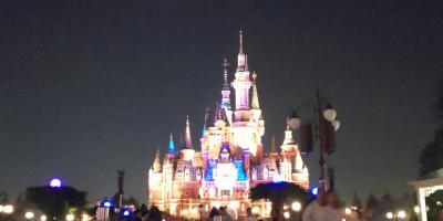 母娘二人旅 二度目の上海 今回のメインはニーハオミッキー   上海ディズニーランド編 ②~帰国編