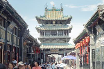 城壁都市 平遥 -2019年8月中国旅行記(4)-