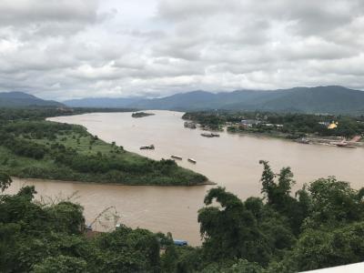 タイ、最北端の町を満喫